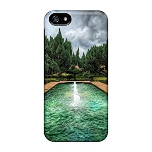 Design Park Fountain Hard Cases Covers For Case HTC One M8 Cover
