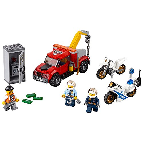 LEGO City Police Tow Truck Trouble 60137 Building Toy (Seattle Gift Delivery)