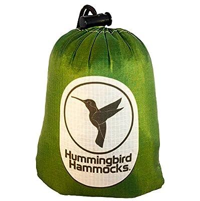 Hummingbird Hammocks Ultralight Single Plus Hammock
