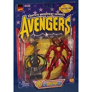 Avengers Iron Man Action Figure