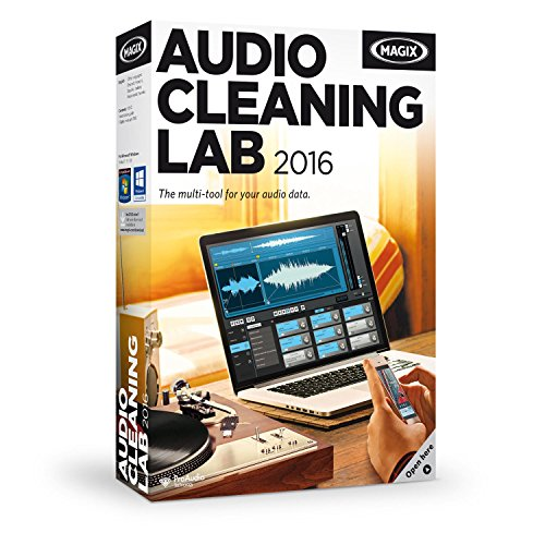 MAGIX Audio Cleaning Lab 2016 product image