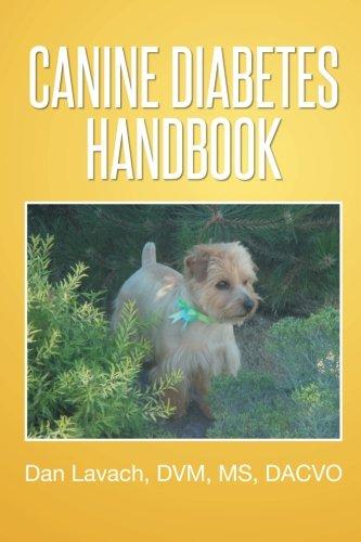 Canine Diabetes Handbook Dan Lavach product image