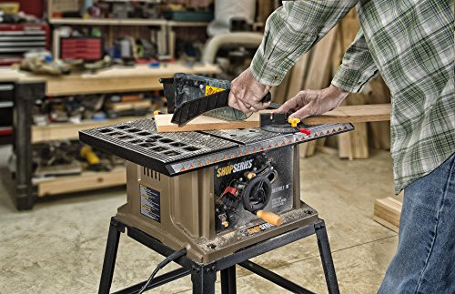 Shopseries rk72401 13 amp 10 table saw with stand power table shopseries rk72401 13 amp 10 table saw with stand power table saws amazon greentooth Gallery