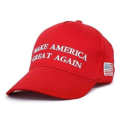 REAMTOP Make America Great Again - Donald Trump 2016 Campaign Cap Hat