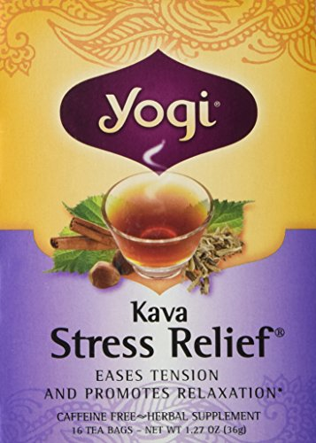 Yogi Tea Co. - Kava Stress Relief