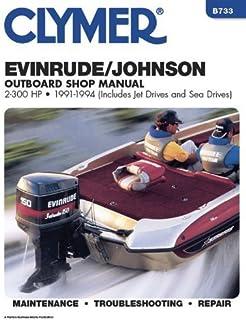 1990 2001 johnson evinrude 1 5 70hp outboard engine motor workshop repair service manual