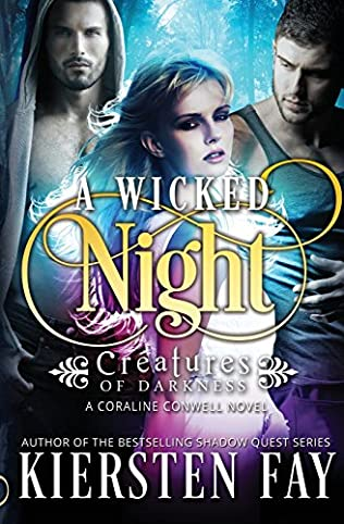 book cover of A Wicked Night