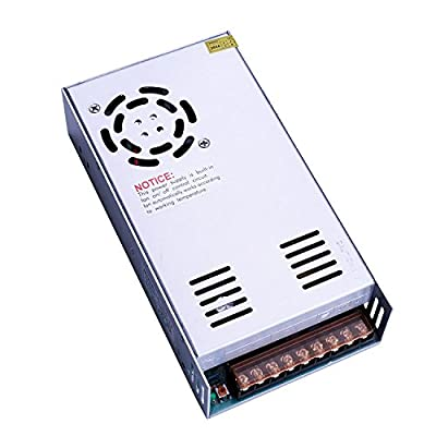 Elegoo 12v 30a Dc Universal Regulated Switching Power Supply 360w for CCTV, Radio, Computer Project