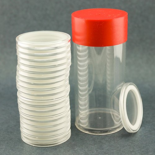 1-airtite-coin-holder-storage-container-20-white-ring-40mm-air-tite-coin-holder-capsules-for-america