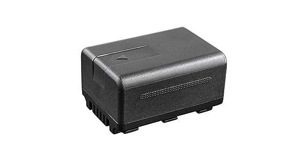 Lente ® calidad batería con 1500 mAh para Panasonic hdc hs60 tm60 como VW vbk180