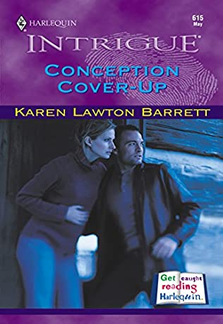 book cover of Conception Cover-up