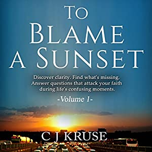 To Blame a Sunset Audiobook
