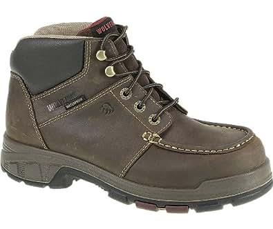 Wolverine Men's Cabor Chukka Waterproof Boots,Brown,13 EW
