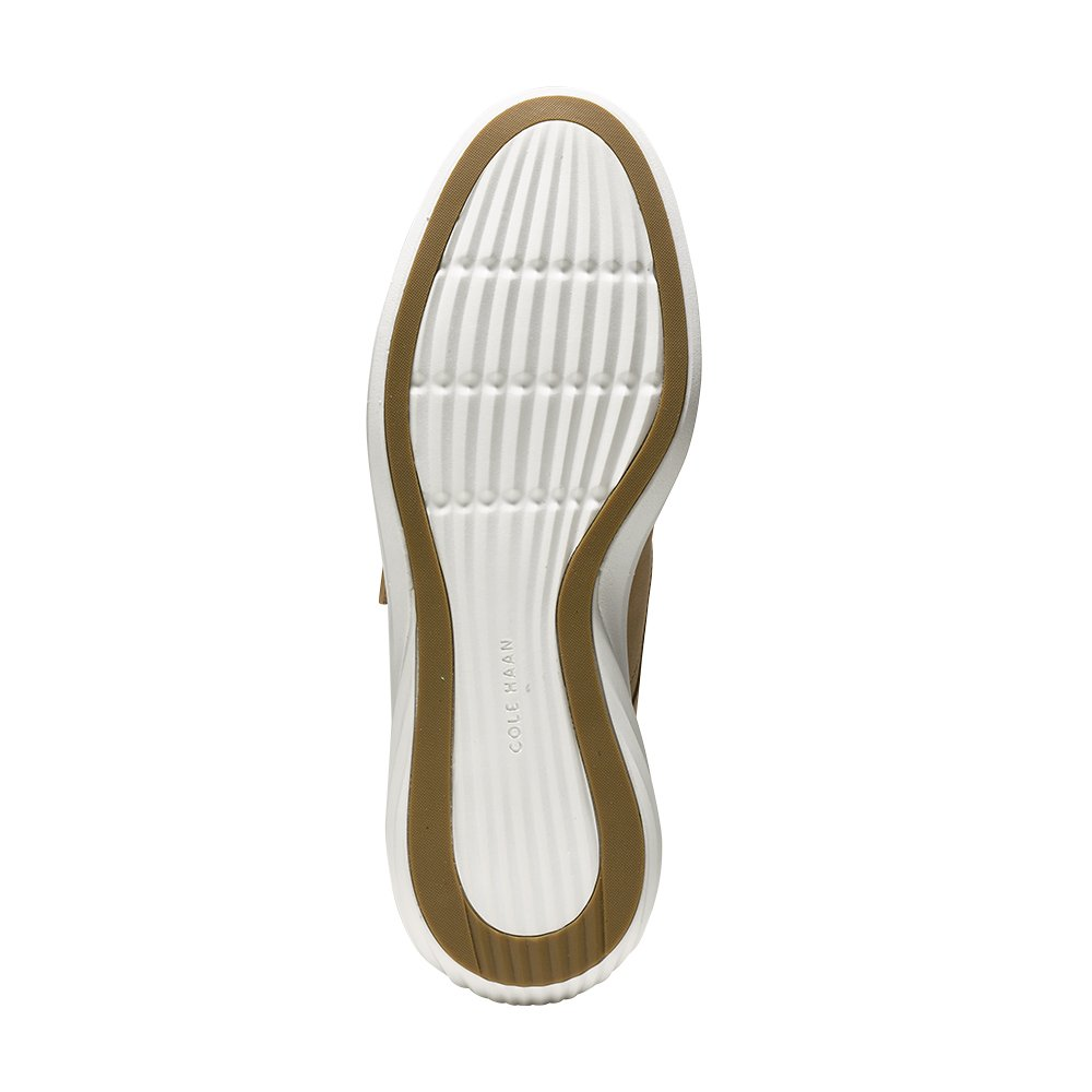 Cole Haan Women's GrandEvOlution Modern Monk 9.5 Iced Coffee-Ivory by Cole Haan (Image #4)