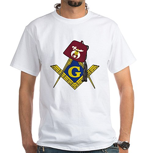 CafePress Masonic Shriner T Shirt Comfortable