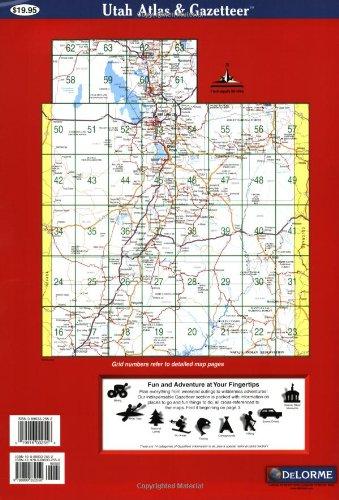 Utah-Atlas-Gazetteer-6th-Edition