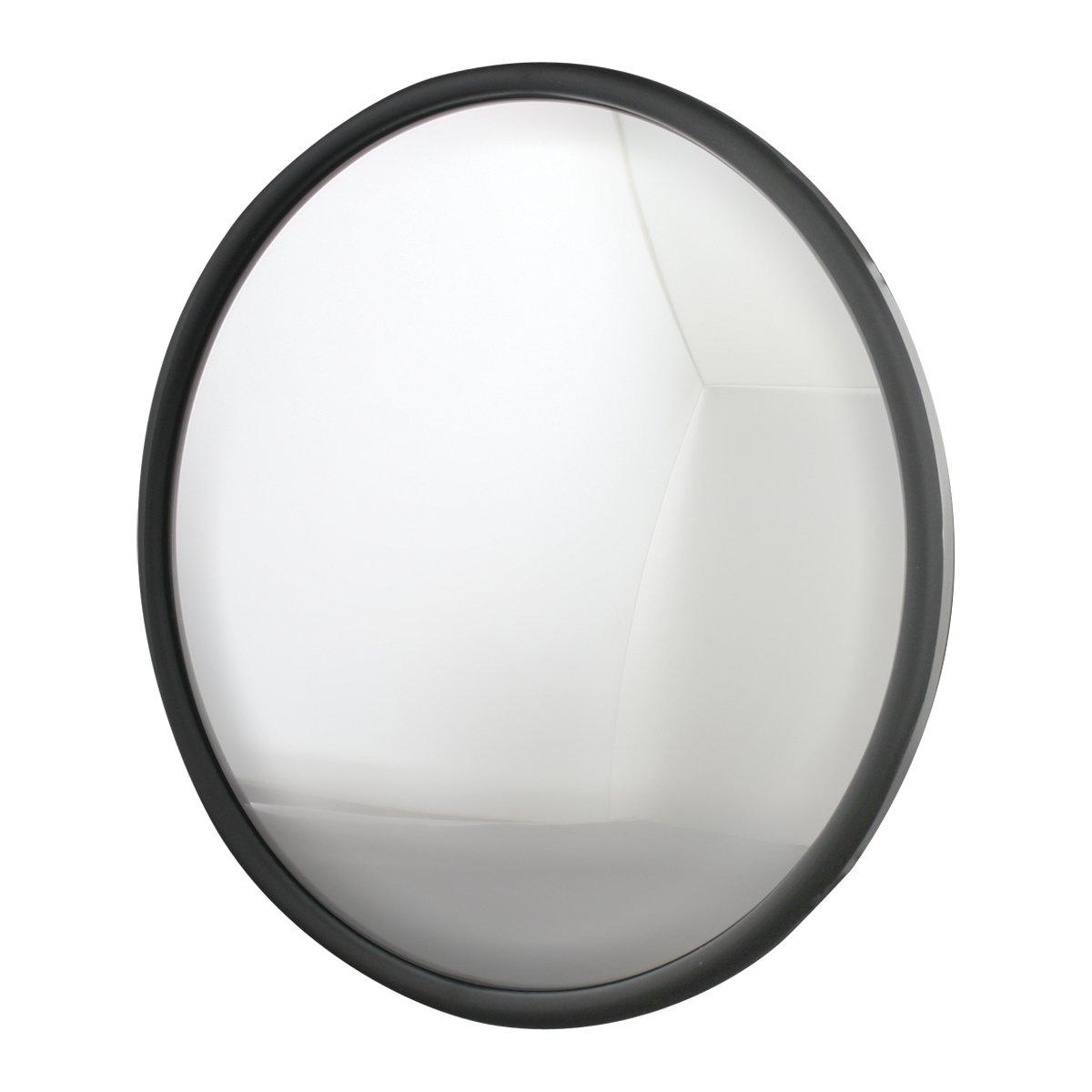 Grand General 33080 Chrome 8' Convex Blind Spot Mirror with'L' Bracket