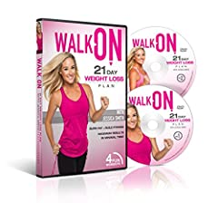 This 21-Day Weight Loss Workout Plan Slims, Sculpts and Relieves Stress! Shot on location in sunny Miami, Florida and created by fitness expert Jessica Smith, this all-new program is the most effective, efficient and FUN low impact way to get...