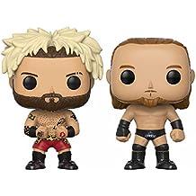 """WWE Enzo & Big Cass """"BattlePack"""" POP! Vinyl Figures"""