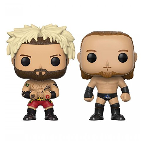 Funko 15072 – WWE Wrestling Figura Pack Enzo Amore and Big C