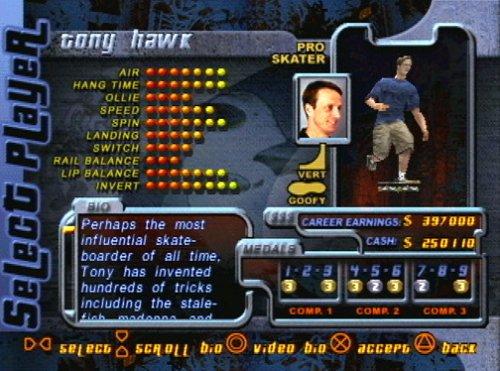 Amazon com: Tony Hawk's Pro Skater 2: Unknown: Video Games