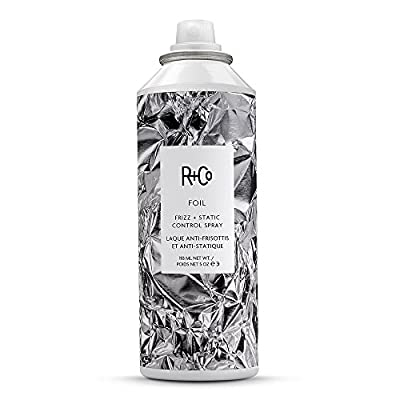 R+Co Foil Frizz Plus Static Control Spray, 5 oz.