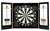 : NHL Conference Challenge Paperwound Dartboard Cabinet