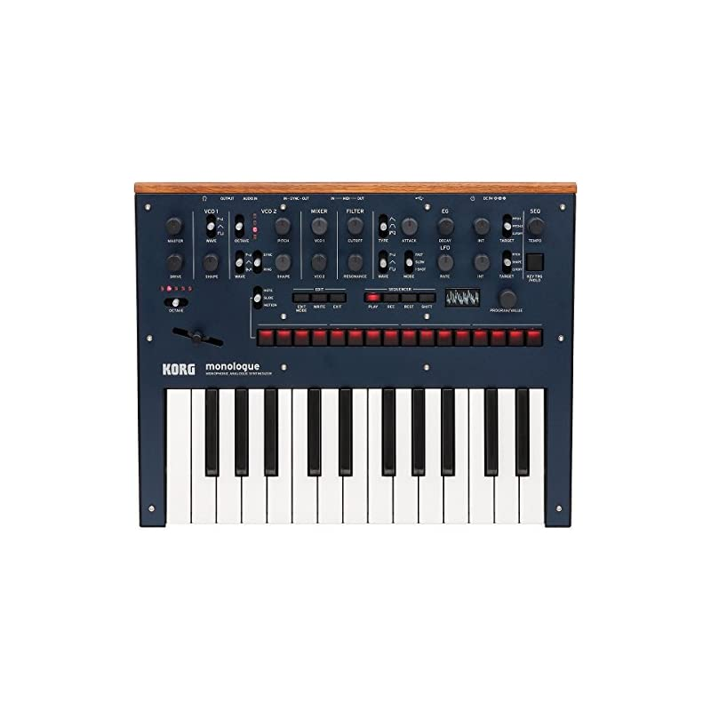 Korg Monologue Monophonic Analog Synthes