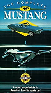 Complete Mustang [Import]