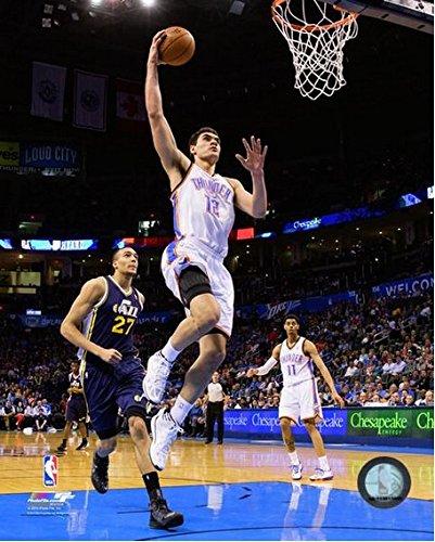 "Steven Adams Oklahoma City Thunder NBA Action Photo (Size: 8"" x 10"")"