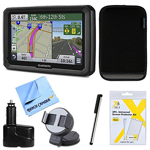 Garmin Navigation Lifetime Traffic Dashboard