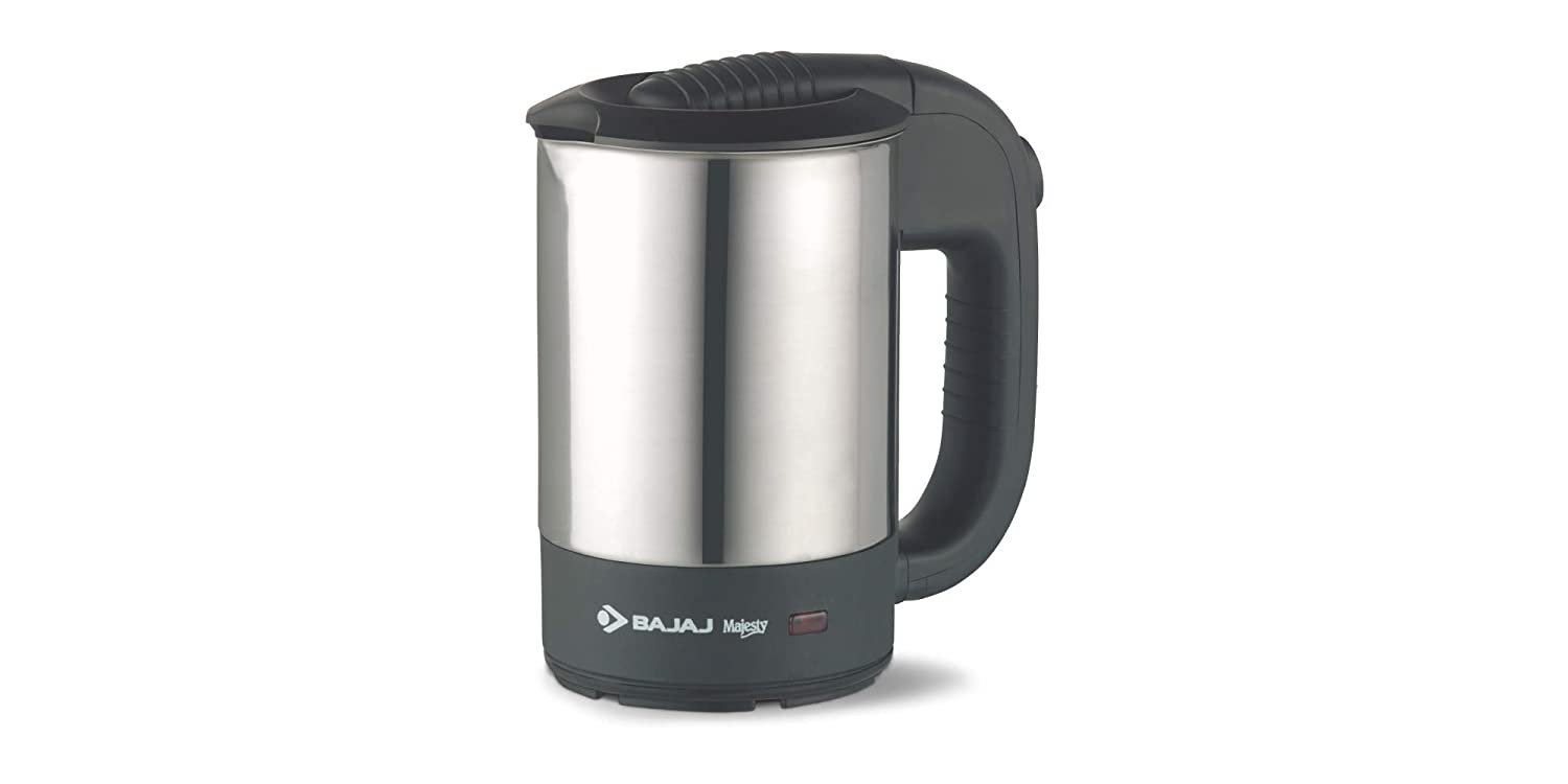 Buy (Renewed) Bajaj Majesty KTX 2 0.5-Litre Travel Kettle (Black) Online at  Low Prices in India - Amazon.in
