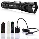 Tactical LED Flashlight with 5 Modes