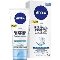 Nivea Creme Facial Hidratante 50G Beauty Protector Pele Normal