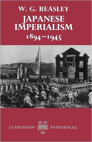 Beasley: Japanese Imperialism