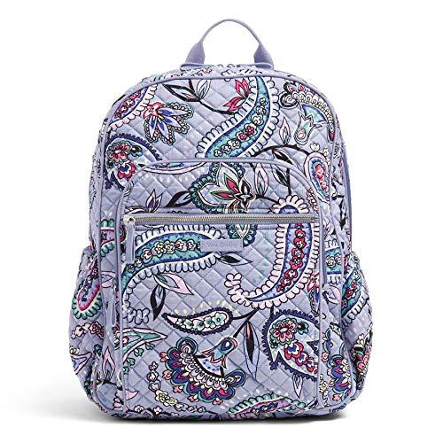 Vera Bradley Signature Cotton Campus Backpack