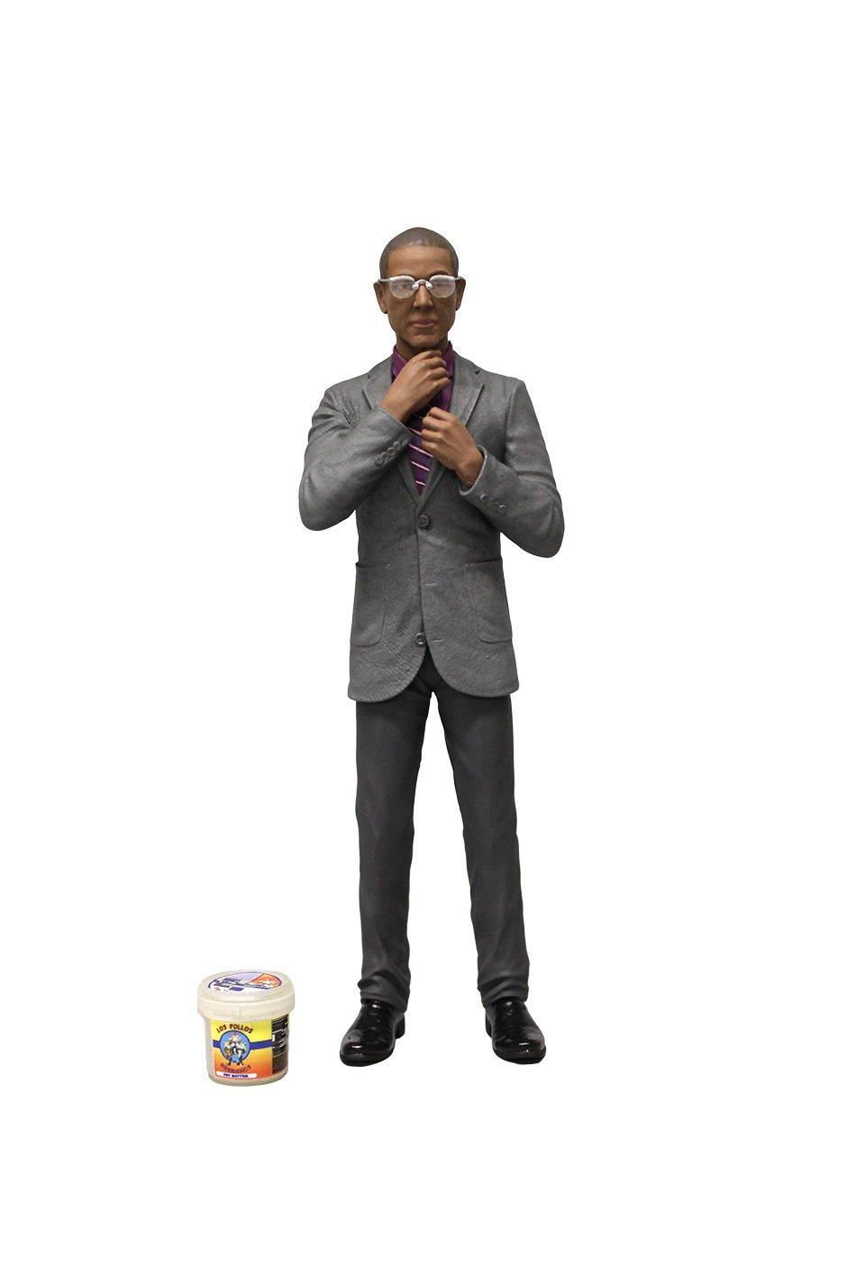 "Mezco Toyz Breaking Bad Gus Fring Figure, 6"""