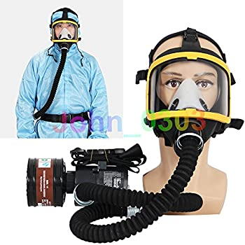 Breathecool Ii Supplied Air Respirator System W Fullface