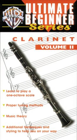 2nd Clarinet (Ultimate Beginner Series: Clarinet 2 [VHS])