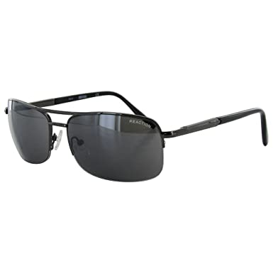 49bd354c5548 Amazon.com: Kenneth Cole Reaction 'KC1149' Sunglasses,Gunmetal/Smoke ...