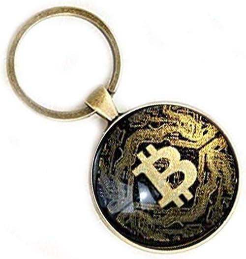 bitcoin keychain)