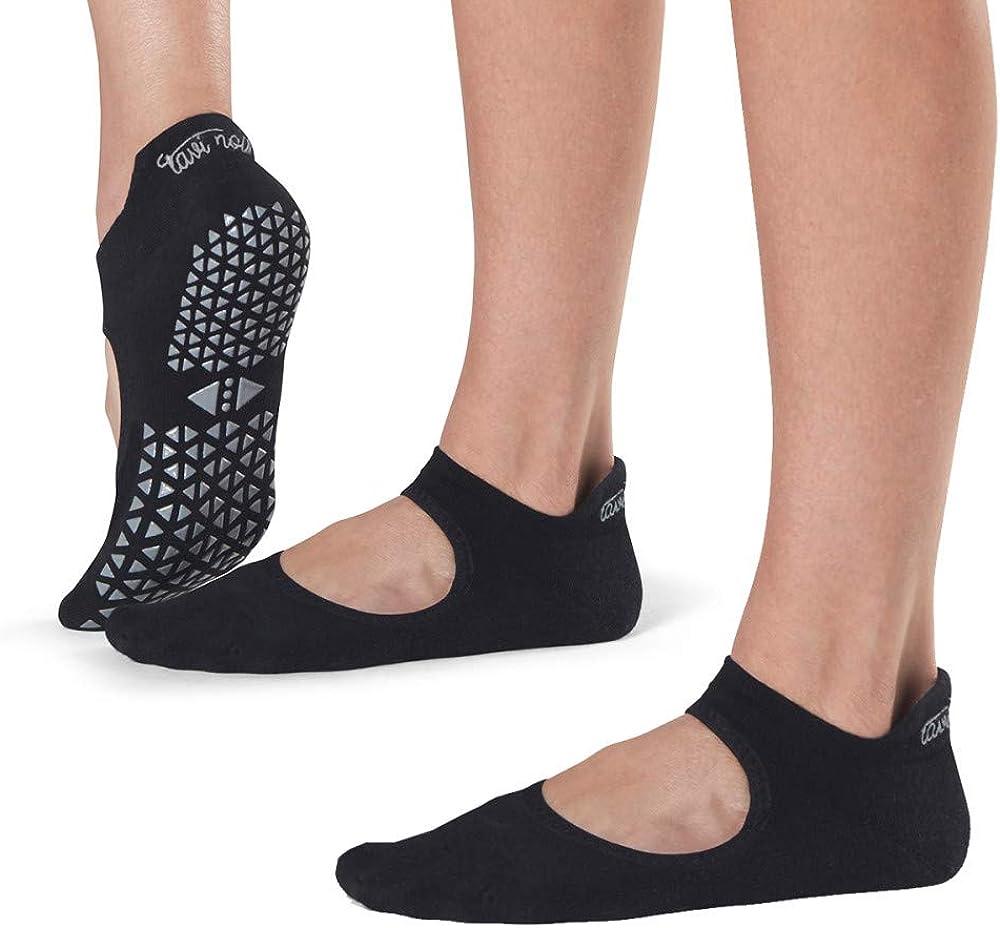 Grip Barre Yoga Socks Tavi Noir Women/'s Emma Non-Slip Socks 2 pack Dance