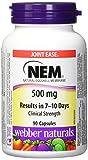 Webber Naturals Nem 500mg, 90 Count capsules