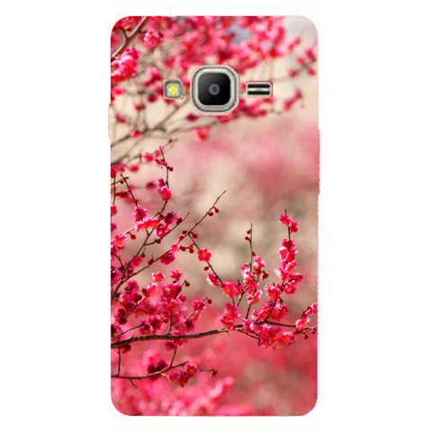 innovative design 39194 7fd65 NEU SPEED Soft Silicon Back Cover for Samsung Galaxy J2 Ace (Pink)
