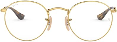 Ray-Ban RX3447V Round Metal Eyeglass Frames
