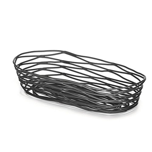 (TableCraft Products BK11709 Basket, Oblong, 9