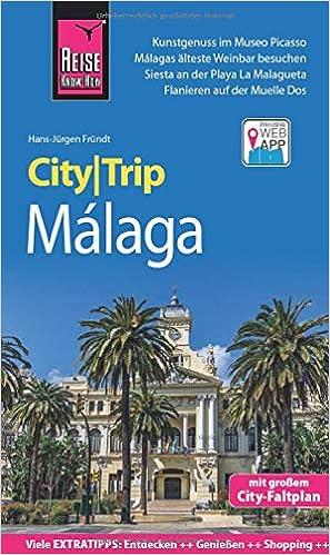 Reise Know-How CityTrip Málaga: Reiseführer mit Stadtplan und kostenloser Web-App: Amazon.es: Fründt, Hans-Jürgen: Libros en idiomas extranjeros