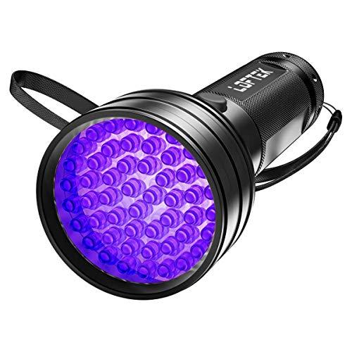 Loftek Uv Flashlight Black