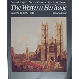 Western Heritage: Since 1300-1815