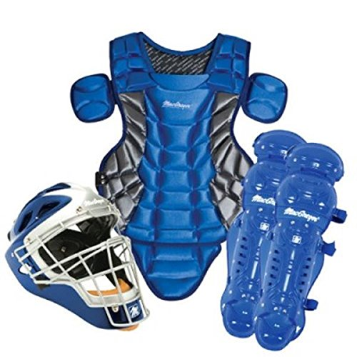 Image of MACGREGOR Youth Catcher Gear Pack - Scarlet